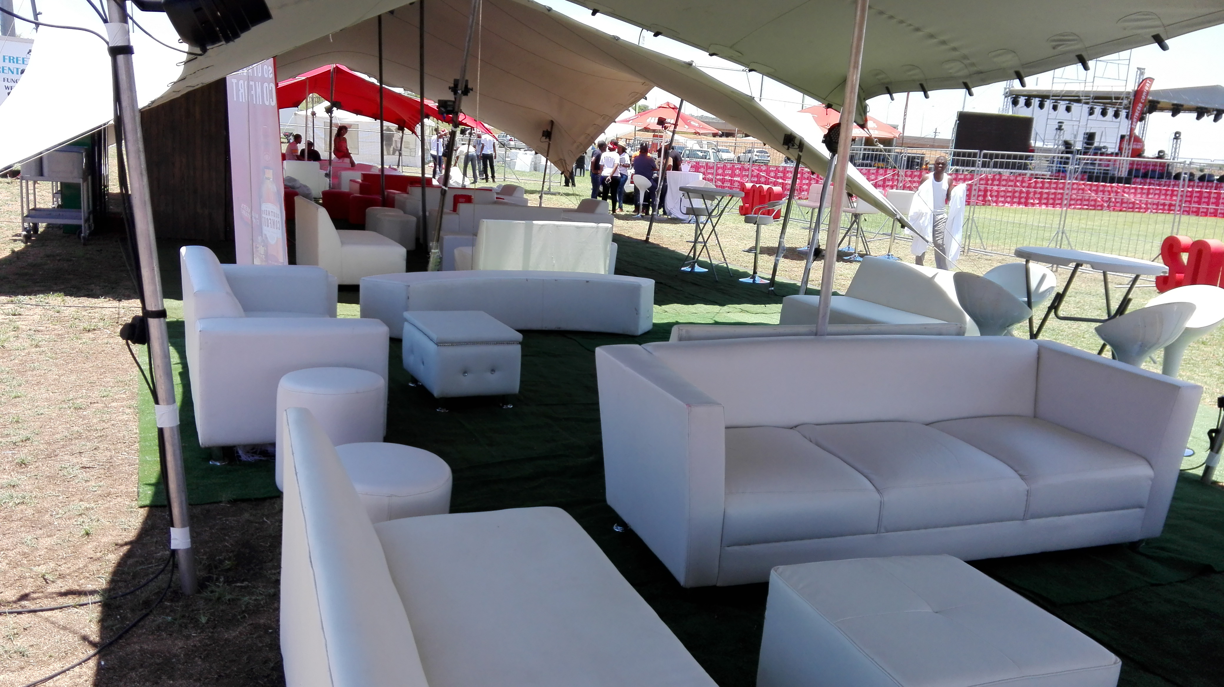 Event hire services professional event hire services in jhb for Cocktail tables johannesburg