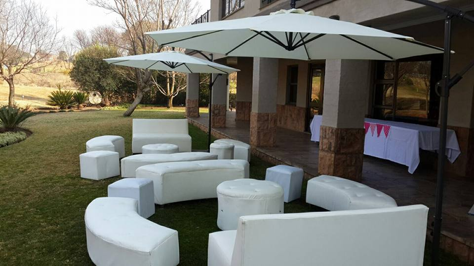 Event furniture and stretch tent hire Home furniture rental johannesburg